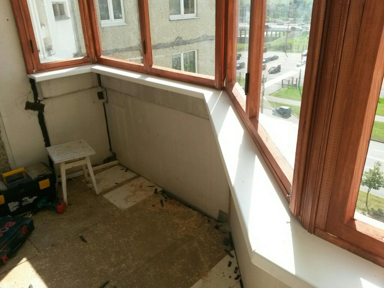 Балконные рамы своими руками 27